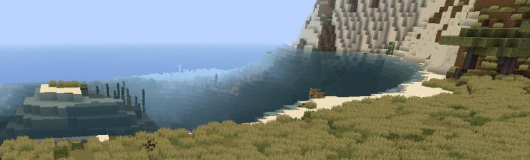 Minecraft Shore