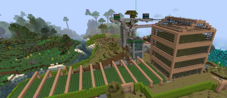 Minecraft Base